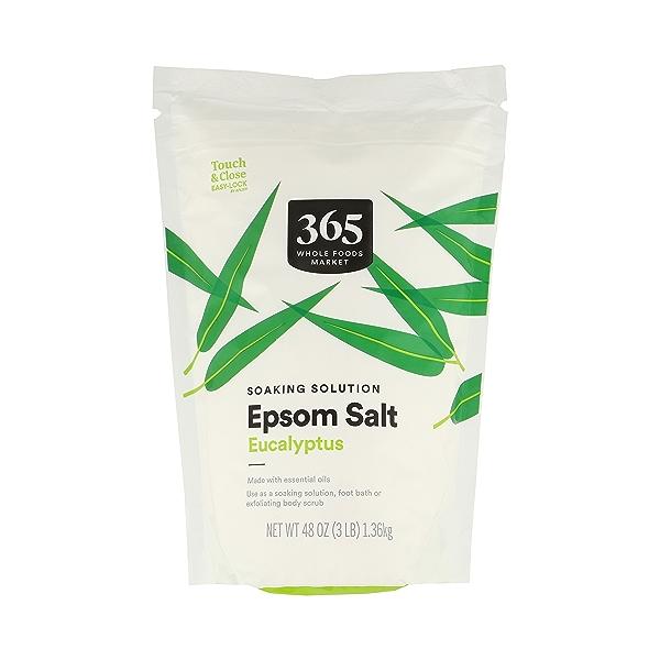 Epsom Salt Eucalyptus (Soaking Solution), 48 oz 2