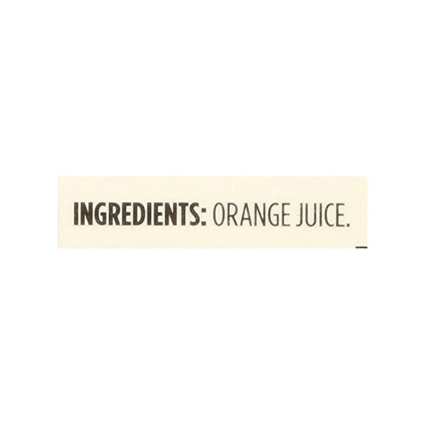 100% Orange Juice No Pulp (Not From Concentrate), 59 fl oz 9