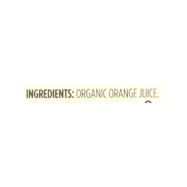 Organic 100% Orange Juice Extra Pulp (Not From Concentrate), 59 fl oz 9