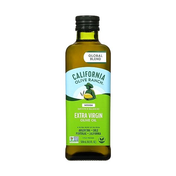 Global Blend Extra Virgin Olive Oil (500ml / 16.9oz) 1