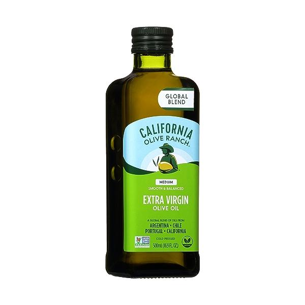 Global Blend Extra Virgin Olive Oil (500ml / 16.9oz) 3