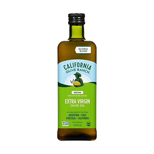 Global Blend Extra Virgin Olive Oil (1L / 33.8oz) 1