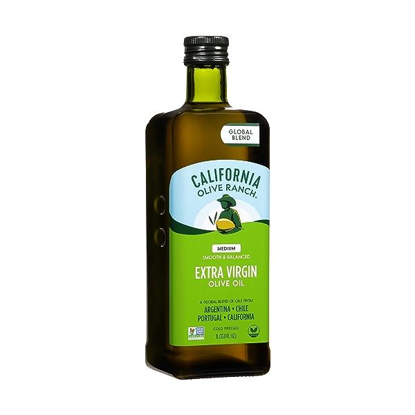 Global Blend Extra Virgin Olive Oil (1L / 33.8oz) 3