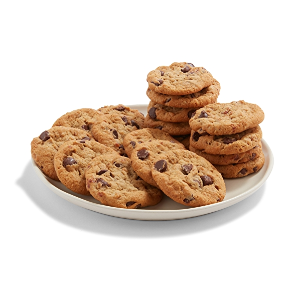 Chocolate Chip Mini Cookie 18 Count 1