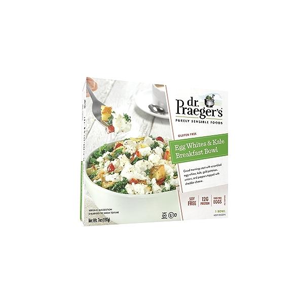 Egg Whites & Kale Breakfast Bowl, 7 oz 1