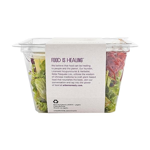 Organic Rainbow Salad, 7.6 oz 2
