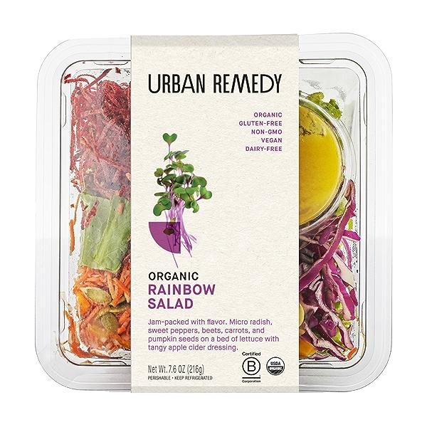 Organic Rainbow Salad, 7.6 oz 1