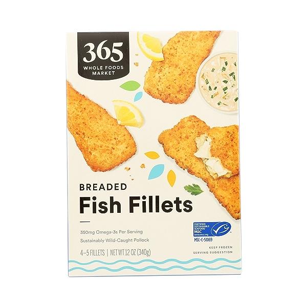 Breaded Fish Fillets 1