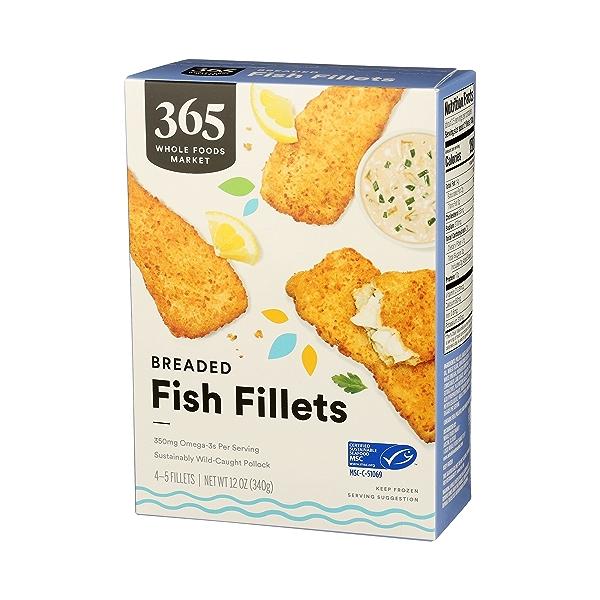 Breaded Fish Fillets 4