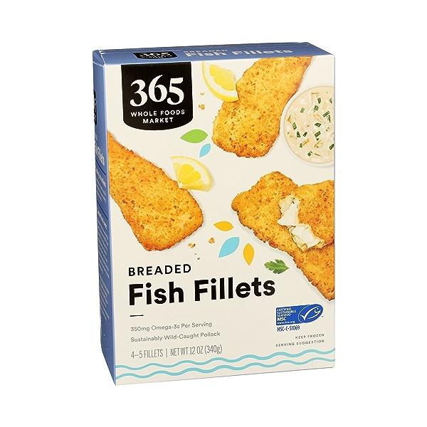Breaded Fish Fillets 3