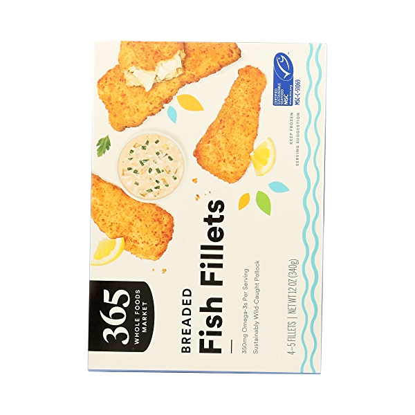 Breaded Fish Fillets 7