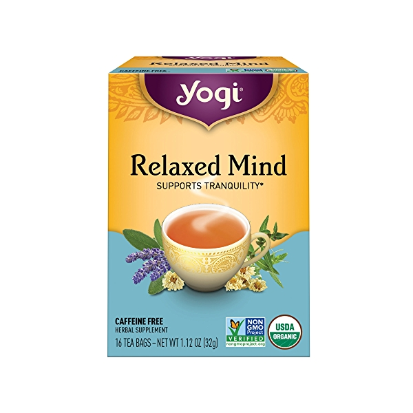 Relaxed Mind, 1.12 oz 1