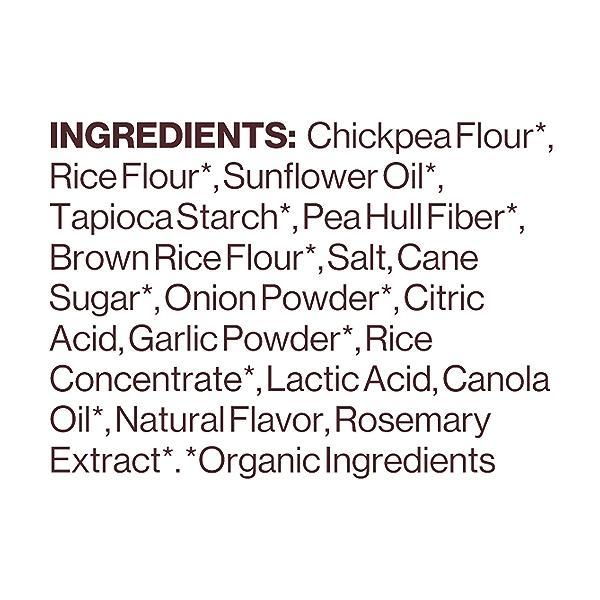Vegan White Cheddar Puffs, 4 oz 3