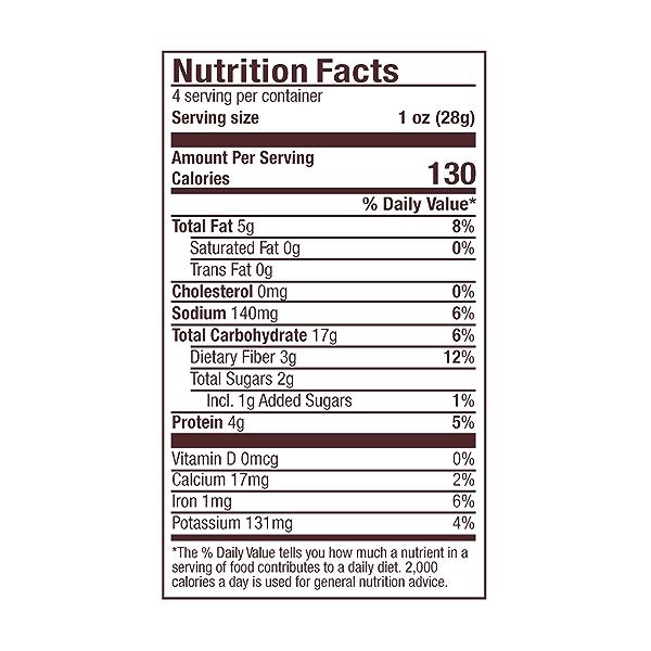 Vegan White Cheddar Puffs, 4 oz 4