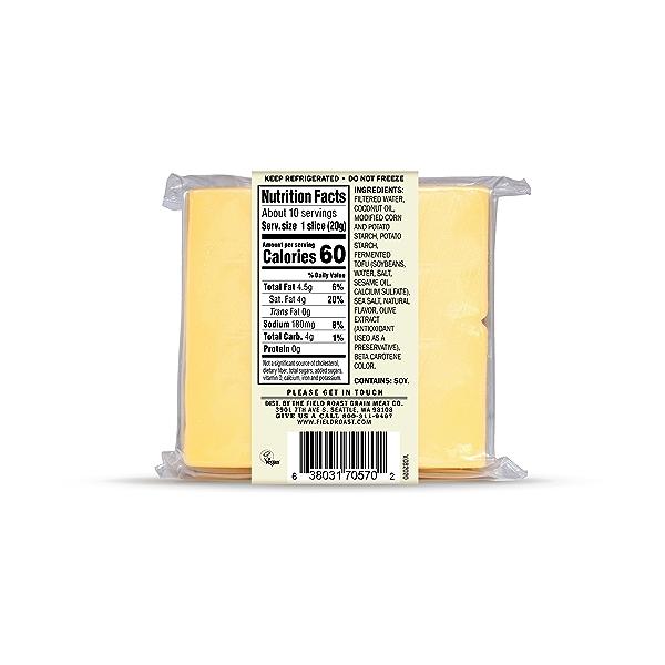 Chao Creamery Vegan Slices, Creamy Original, 7 oz 2