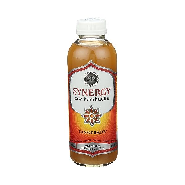 Organic Gingerade 16oz 1