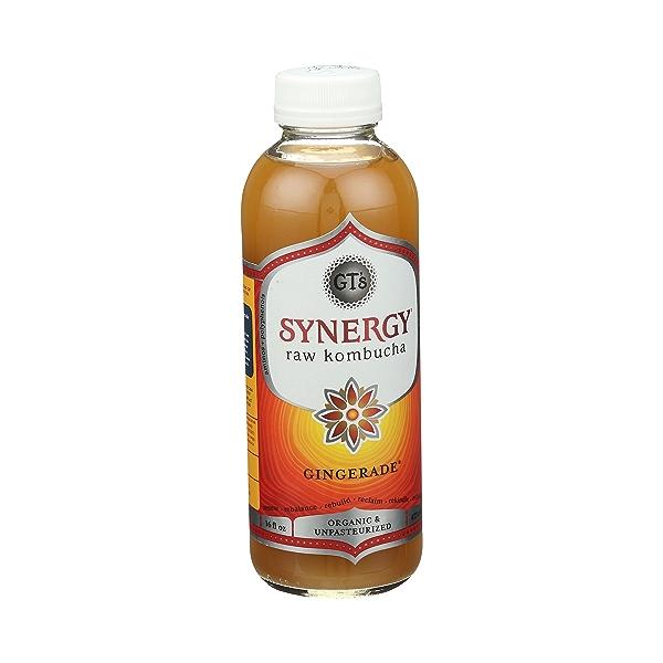 Organic Gingerade 16oz 2