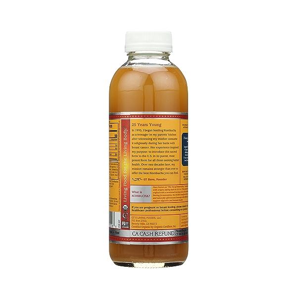 Organic Gingerade 16oz 5