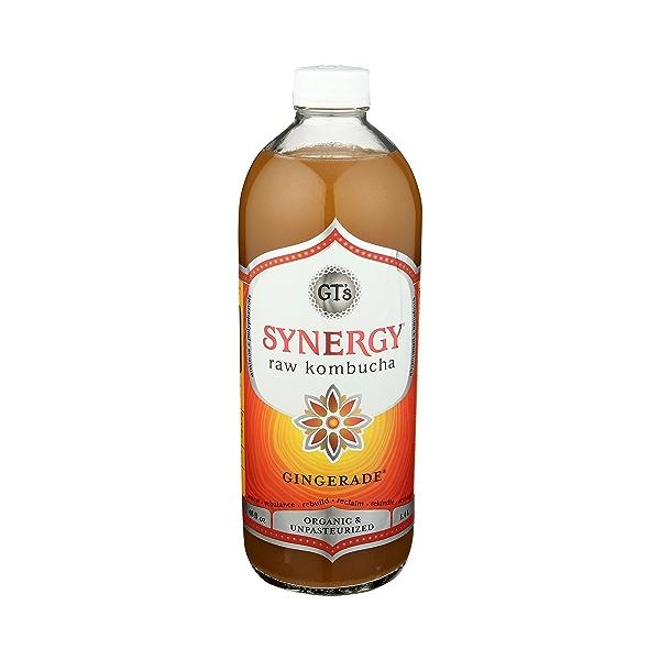 Organic Gingerade 48oz 1