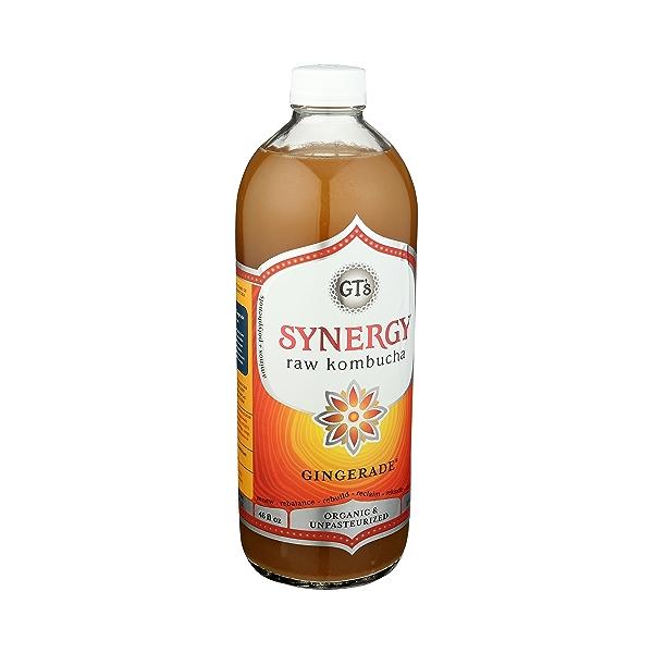 Organic Gingerade 48oz 2