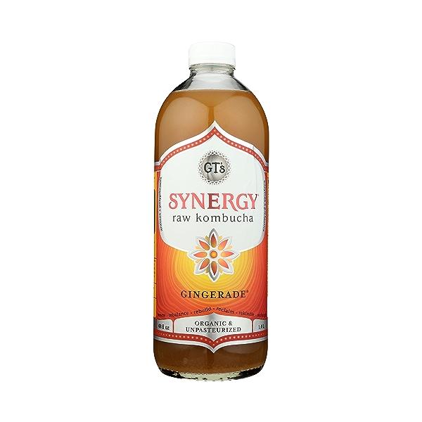 Organic Gingerade 48oz 3