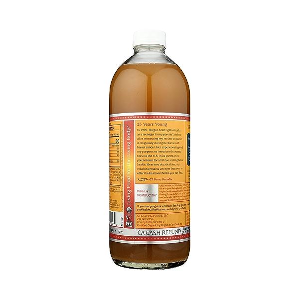 Organic Gingerade 48oz 5