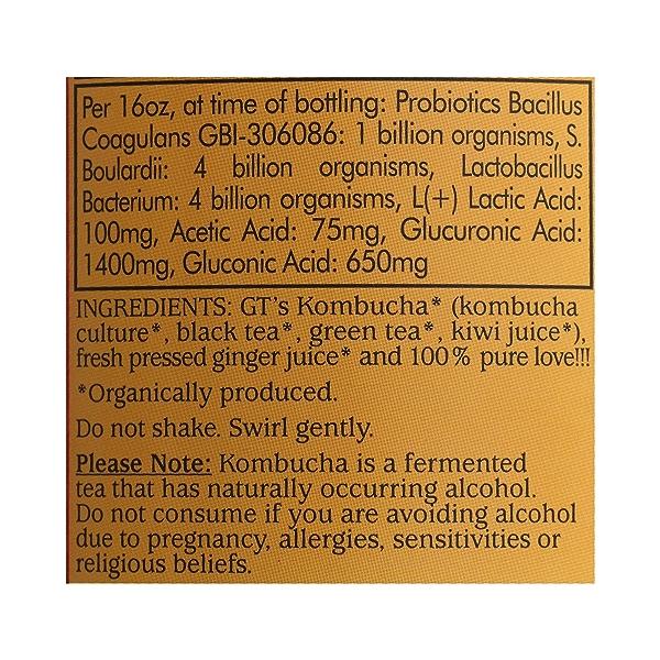 Organic Gingerade 48oz 7