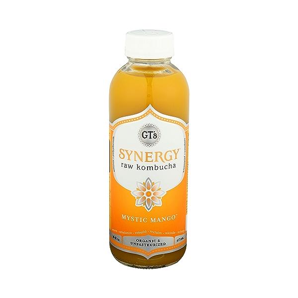 Organic Mystic Mango 16oz 1