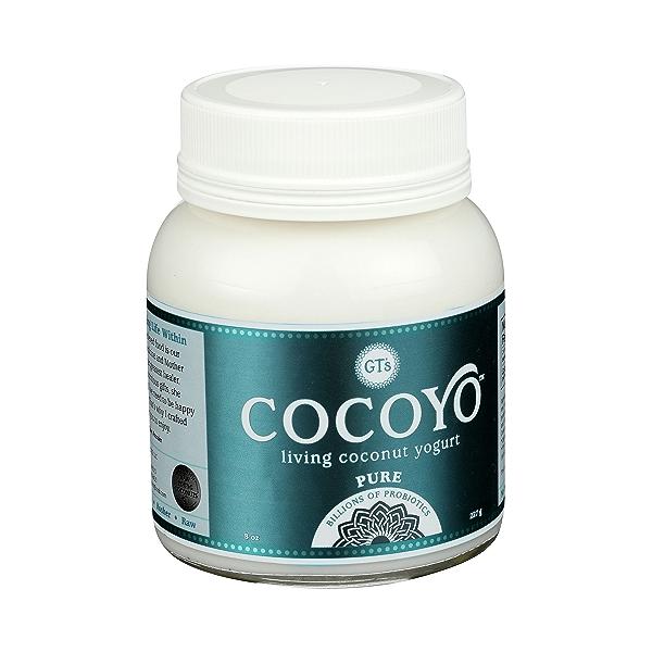 Organic Pure 8oz 2