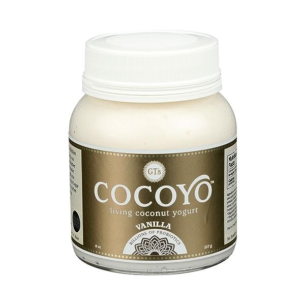 Organic Vanilla 8oz 1