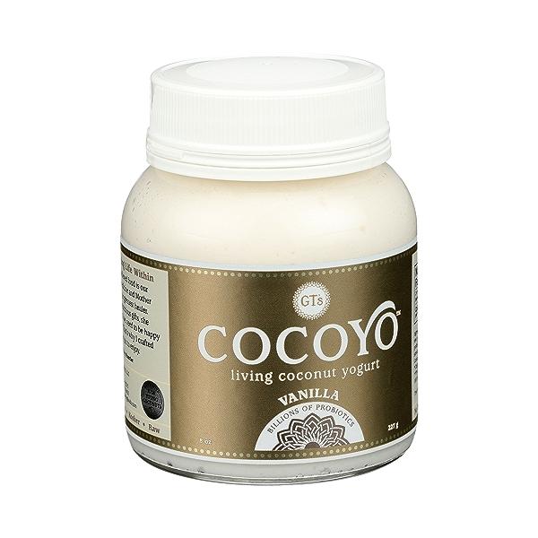 Organic Vanilla 8oz 2