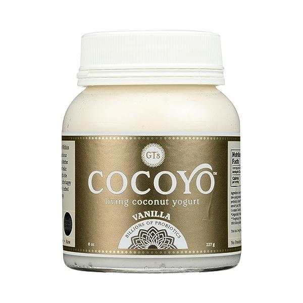 Organic Vanilla 8oz 3