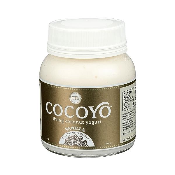 Organic Vanilla 8oz 4