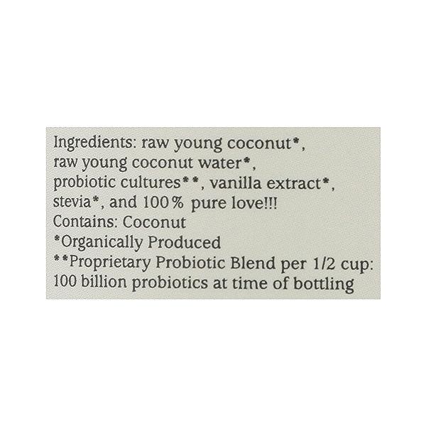 Organic Vanilla 8oz 7