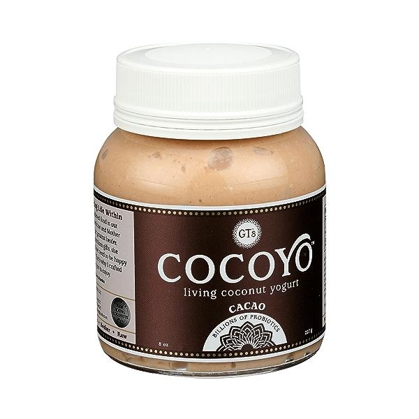 Organic Cacao 8oz 2