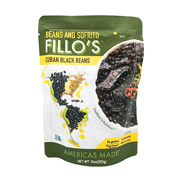 Cuban Black Beans And Sofrito, 10 oz 1