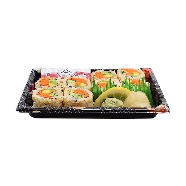 Vegetarian Roll, 7 oz 2
