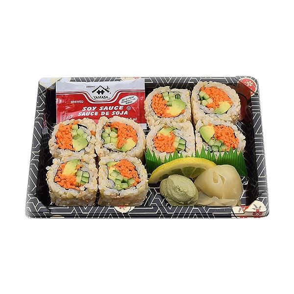 Vegetarian Roll, 7 oz 4