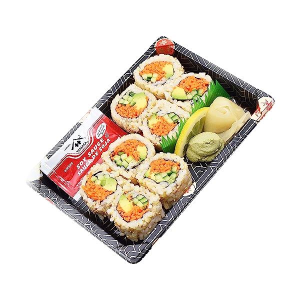 Vegetarian Roll, 7 oz 5