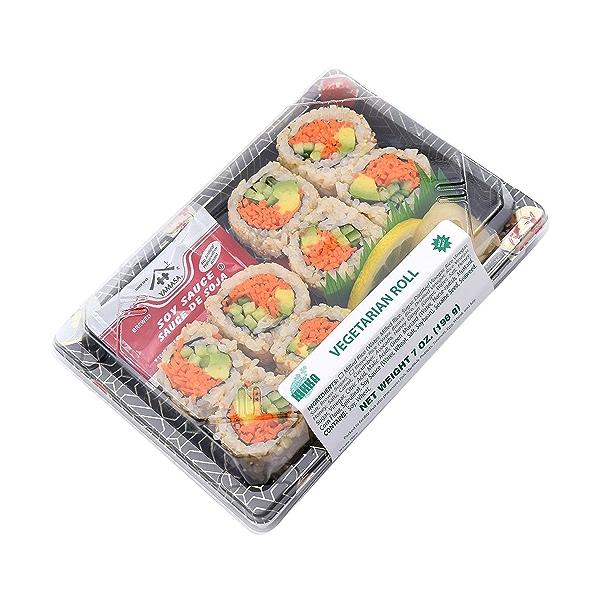 Vegetarian Roll, 7 oz 8