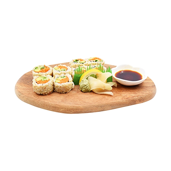 Vegetarian Roll, 7 oz 1