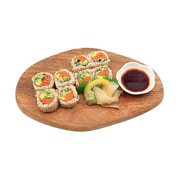 Vegetarian Roll, 7 oz 9