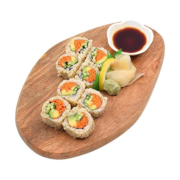 Vegetarian Roll, 7 oz 10