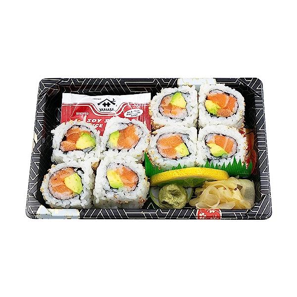 Salmon Avocado Roll, 7 oz 3