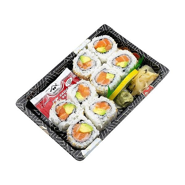 Salmon Avocado Roll, 7 oz 4