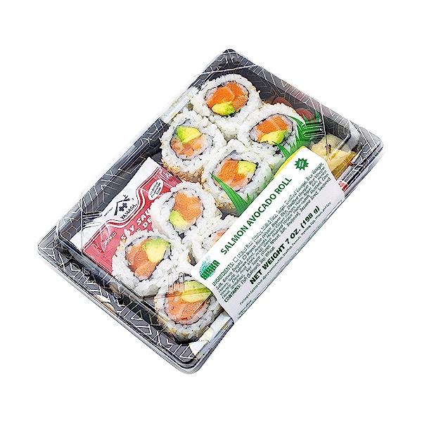 Salmon Avocado Roll, 7 oz 7