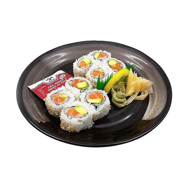 Salmon Avocado Roll, 7 oz 8