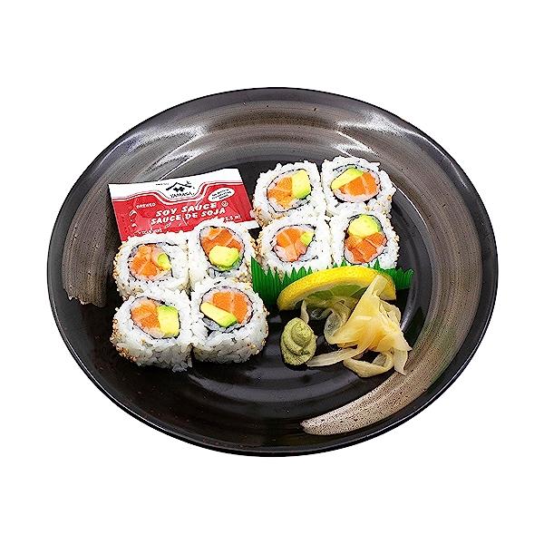 Salmon Avocado Roll, 7 oz 1