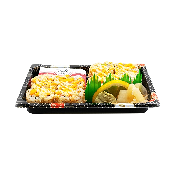 Spicy Shrimp Avocado Roll, 7 oz 2