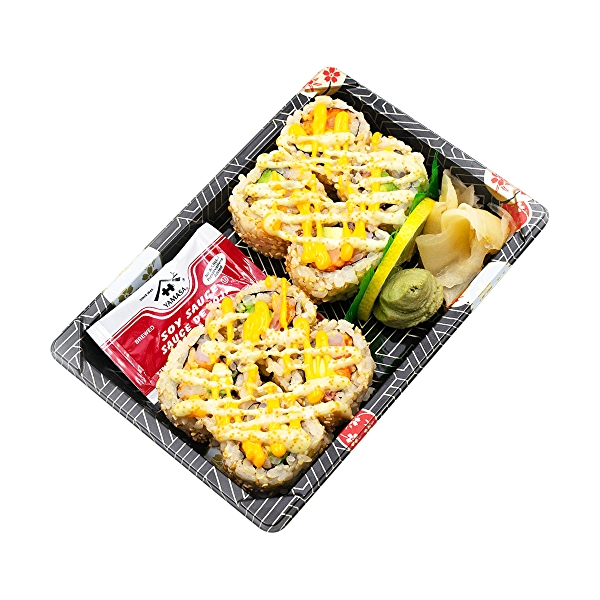 Spicy Shrimp Avocado Roll, 7 oz 5